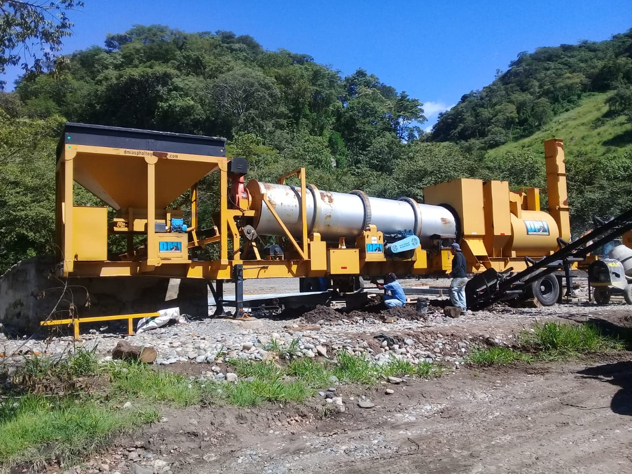 Gallery - Used Asphalt Equipment For Sale,Portable Concrete