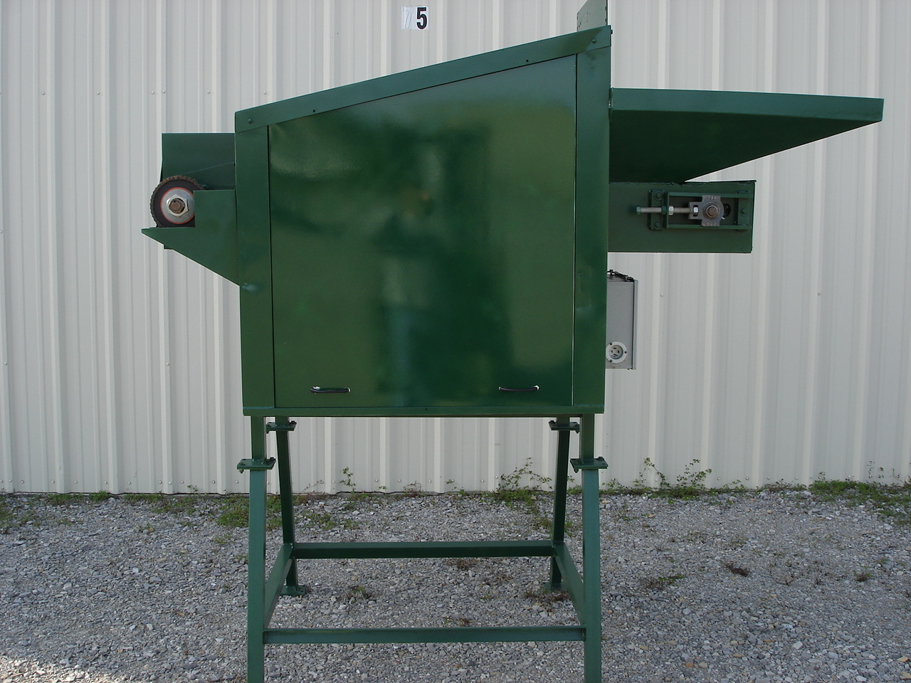 Glass Crusher
